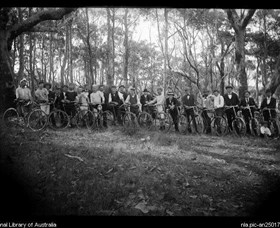 Historic Mystery Bay Velodrome - St Kilda Accommodation