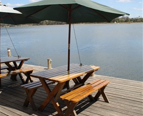 Dine at Tuross Boatshed and Cafe - St Kilda Accommodation