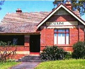 Nowra Museum and Shoalhaven Historical Society - St Kilda Accommodation