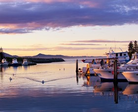 Bermagui Fishermens Wharf - St Kilda Accommodation