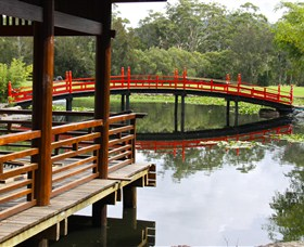 North Coast Regional Botanic Garden - St Kilda Accommodation