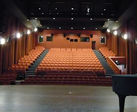 Capitol Theatre Tamworth - St Kilda Accommodation