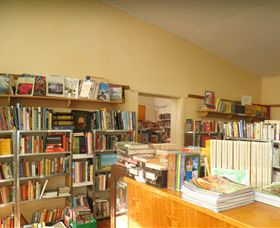 Corryong Browsers Bookshop - St Kilda Accommodation