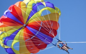 Port Stephens Parasailing - St Kilda Accommodation