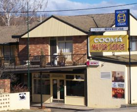 Cooma Motor Lodge Coach Tours - St Kilda Accommodation