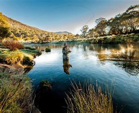 Fly Fishing Tumut - St Kilda Accommodation