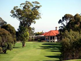 Mount Osmond Golf Club - St Kilda Accommodation