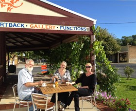 Artback Australia Gallery and Cafe - St Kilda Accommodation