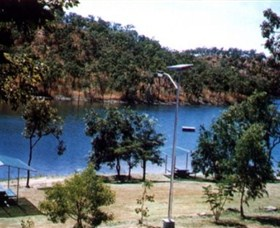 Lake Copperfield - St Kilda Accommodation