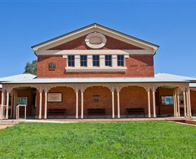 Cobar Heritage Walk - St Kilda Accommodation