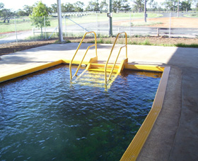 Pilliga Artesian Bore Baths - St Kilda Accommodation