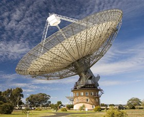 CSIRO Parkes Radio Telescope - St Kilda Accommodation