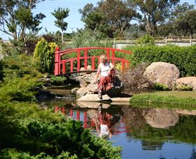 Wellington Osawano Japanese Gardens - St Kilda Accommodation