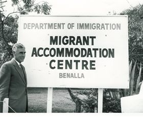Benalla Migrant Camp Exhibition - St Kilda Accommodation