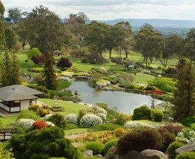 Cowra Japanese Garden and Cultural Centre - St Kilda Accommodation