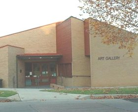 Cowra Regional Art Gallery - St Kilda Accommodation