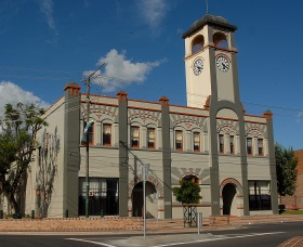 Gunnedah Cultural Precinct - St Kilda Accommodation