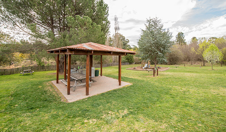 Bill Lyle Reserve picnic area - St Kilda Accommodation