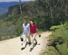 Blue Mountains Walking Tracks - St Kilda Accommodation