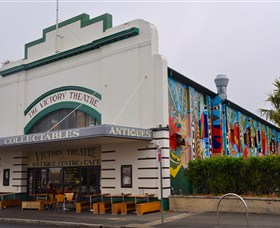 The Victory Theatre Antique Centre - St Kilda Accommodation