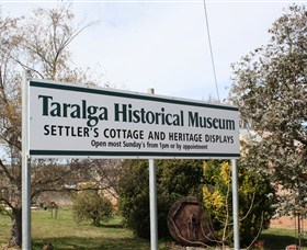 Taralga Historical Society Museum - St Kilda Accommodation