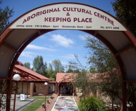 Armidale and Region Aboriginal Cultural Centre and Keeping Place - St Kilda Accommodation