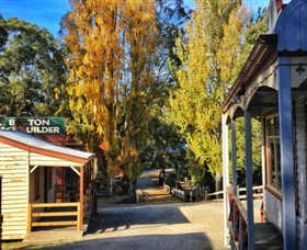 Coal Creek Community Park and Museum - St Kilda Accommodation