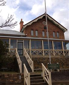 Historic Buildings Walking Tour - St Kilda Accommodation