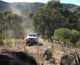 Geraldine 4WD Recreation Park - St Kilda Accommodation