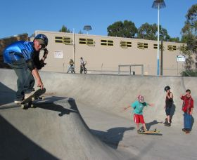 Goulburn Skate Park - St Kilda Accommodation