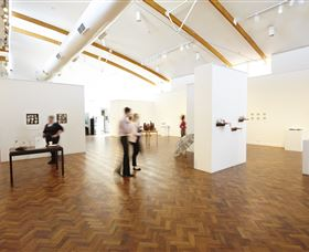 Goulburn Regional Art Gallery - St Kilda Accommodation
