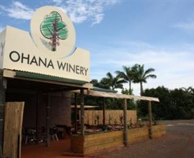 Ohana Winery and Exotic Fruits - St Kilda Accommodation