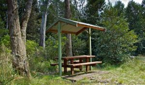 Devils Hole lookout walk and picnic area - St Kilda Accommodation