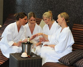 The Spa at Chateau Elan Hunter Valley - St Kilda Accommodation