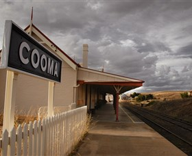 Cooma Monaro Railway - St Kilda Accommodation