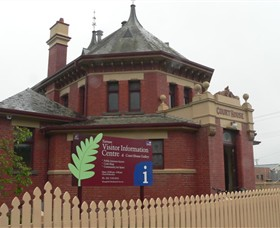 Yarram Courthouse Gallery Inc - St Kilda Accommodation