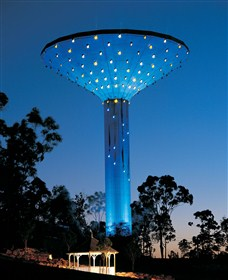 Wineglass Water Tower - St Kilda Accommodation