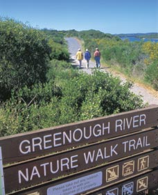 Greenough River Nature Trail - St Kilda Accommodation