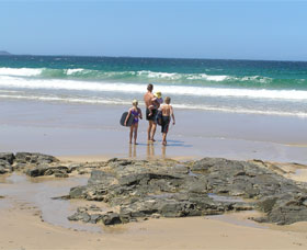Shellharbour Beach - St Kilda Accommodation