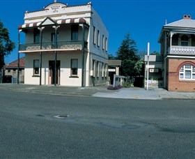 Wingham Self-Guided Heritage Walk - St Kilda Accommodation