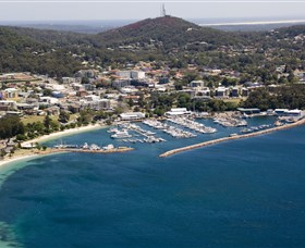 dAlbora Marinas Nelson Bay - St Kilda Accommodation