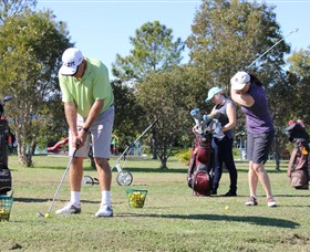 Nambucca River Golf Driving Range - St Kilda Accommodation