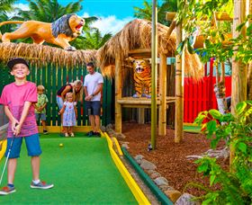 Putt Putt Mermaid Beach - St Kilda Accommodation