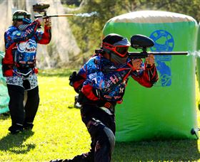 Elite 1 Paintball - St Kilda Accommodation