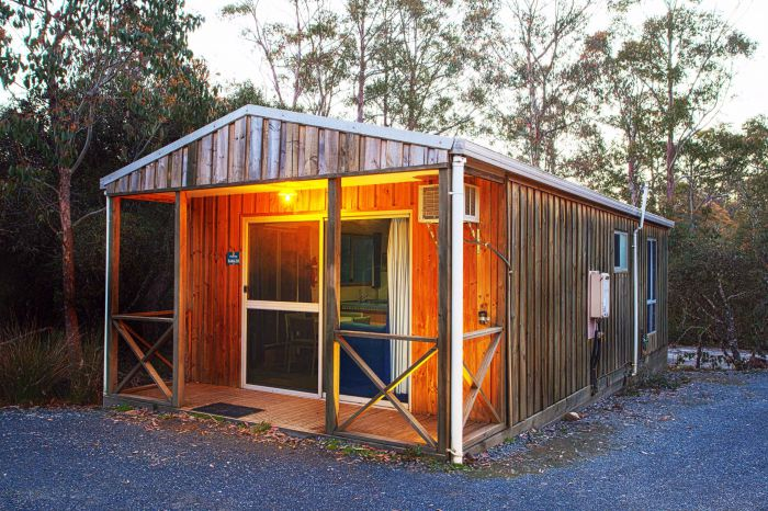 Discovery Parks - Cradle Mountain - St Kilda Accommodation