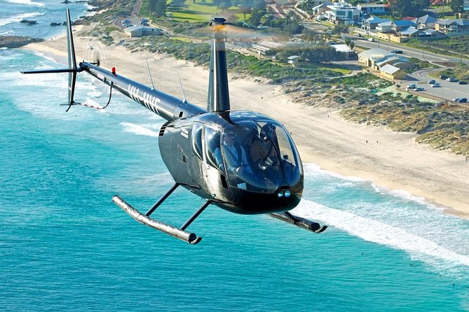 Perth Beaches Helicopter Tour from Hillarys Boat Harbour - St Kilda Accommodation