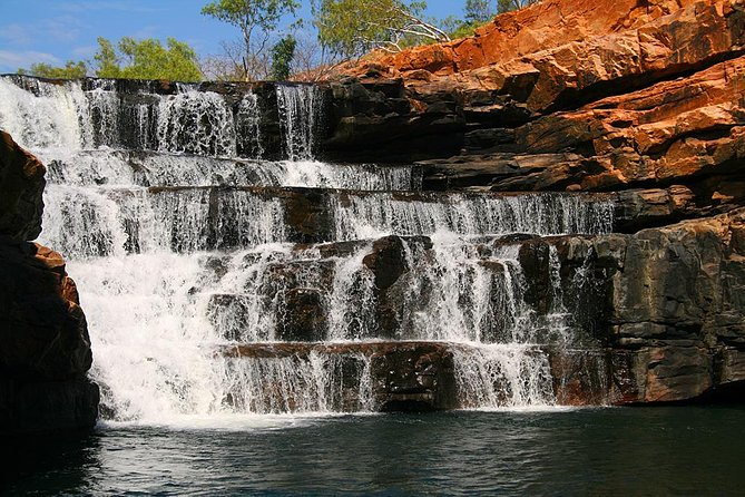 Gorgeous Gorges Fixed-Wing Scenic Flight and Ground Tour from Broome - St Kilda Accommodation
