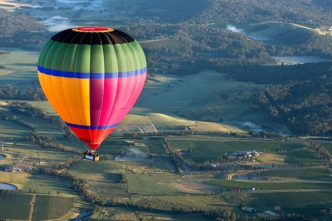 Yarra Valley Balloon Flight and Winery Tour - St Kilda Accommodation