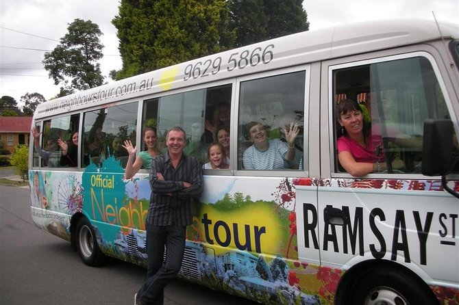 The Official Neighbours Tour of Ramsay Street - St Kilda Accommodation