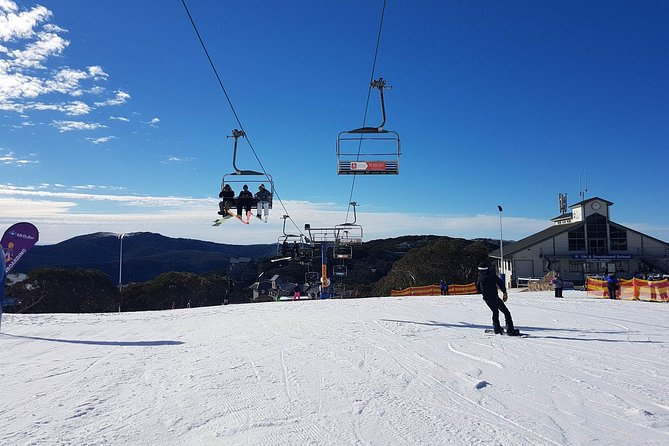 Mt. Buller Ski Tour from Melbourne - St Kilda Accommodation